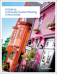 Community Tourism Planning Guide cover