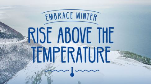 Rise Above the Temperature