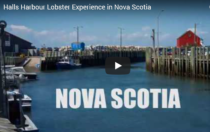 Halls Harbour Lobster Experience Video