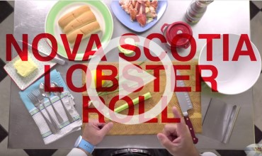 Kilted Chef Nova Scotia Lobster Roll Video