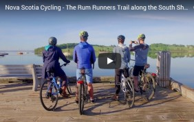 Nova Scotia Cycling Video