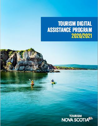 Tourism Digital Asssistance Program Guidelines 2020
