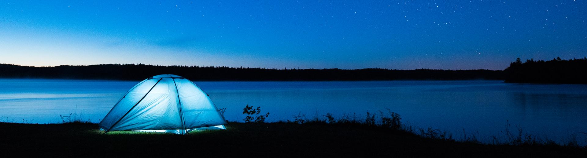 Ellenwood Lake Campground, Nova Scotia