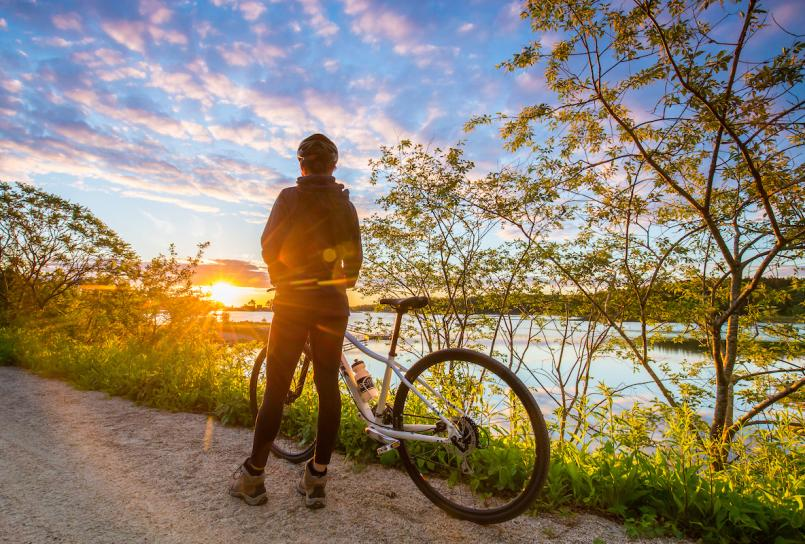 Cycling Nova Scotia