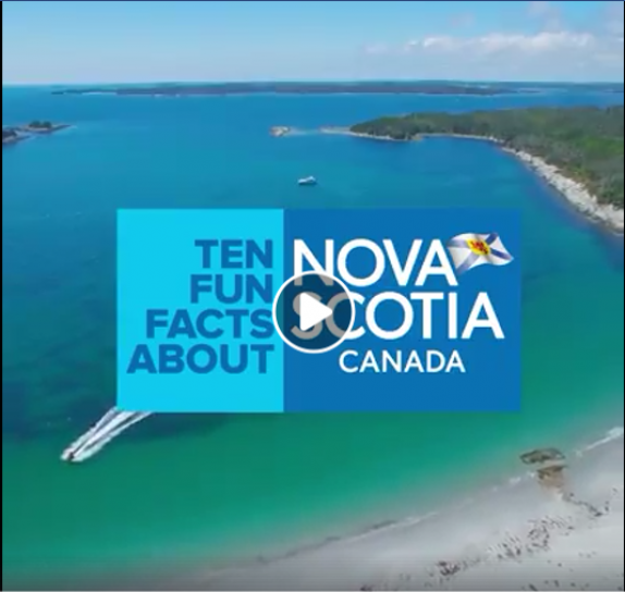 Facebook Fans Share Fun Facts About Nova Scotia