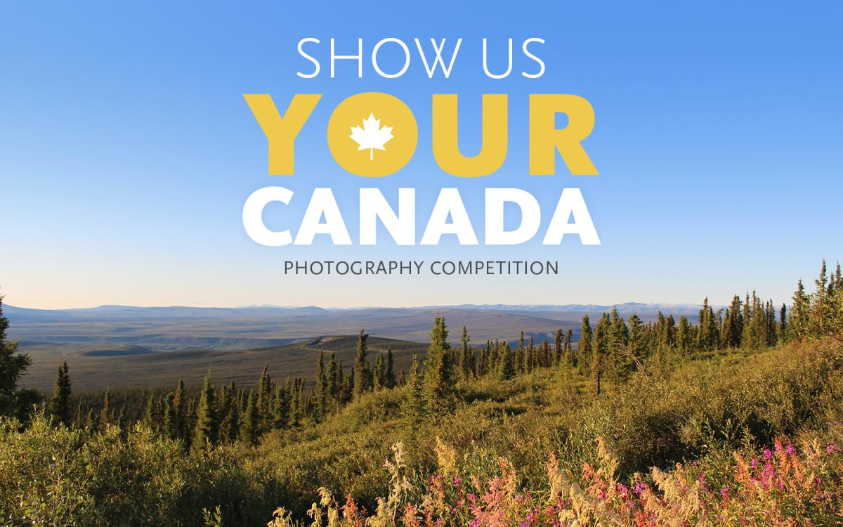 Show Us Your Canada Photo Contest