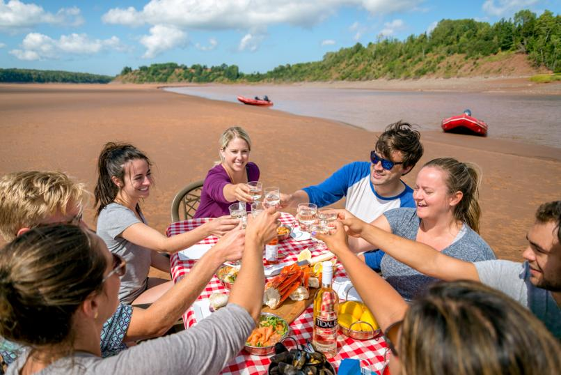 Tidal Bore Rafting Resort