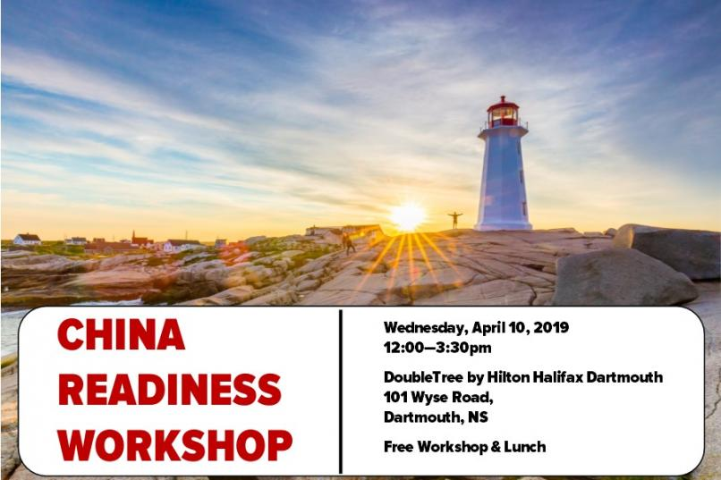China Readiness Workshop April 10
