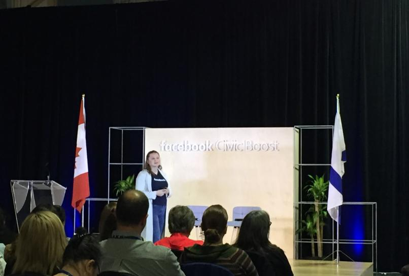 Facebook Small Business Event in Halifax