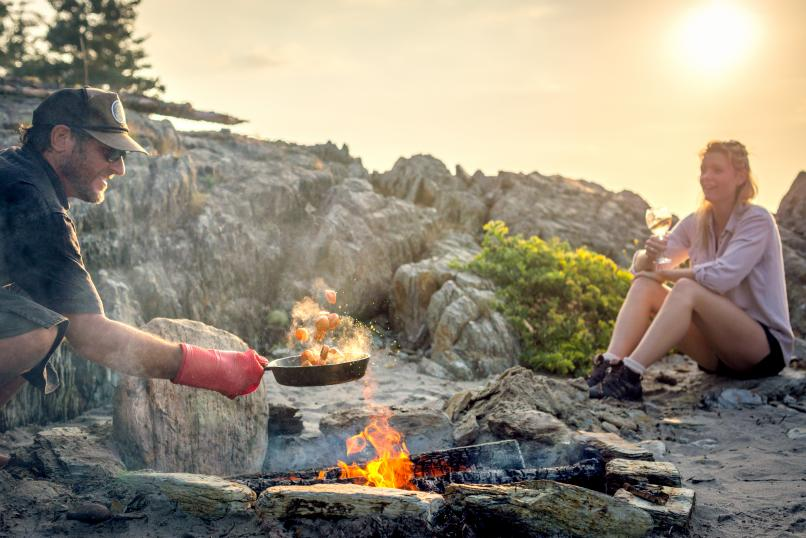 Cape LaHave Adventures: LaHave Islands Glamping Adventure
