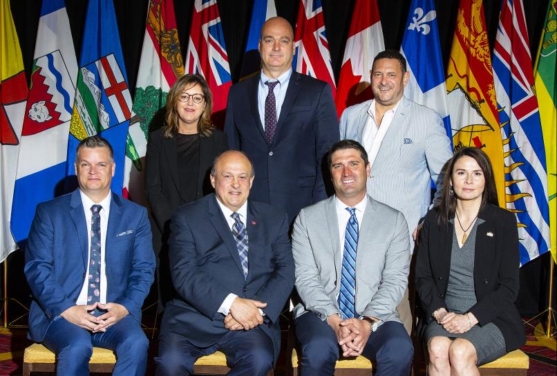 Canadian Council of Tourism Ministers in Halifax