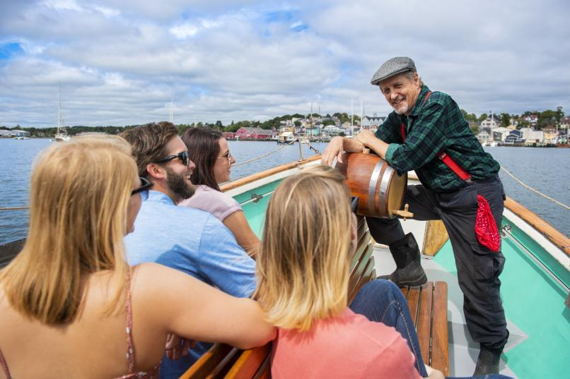 Lunenburg Distilled: A Culinary Adventure, Lunenburg Walking Tours, Nova Scotia