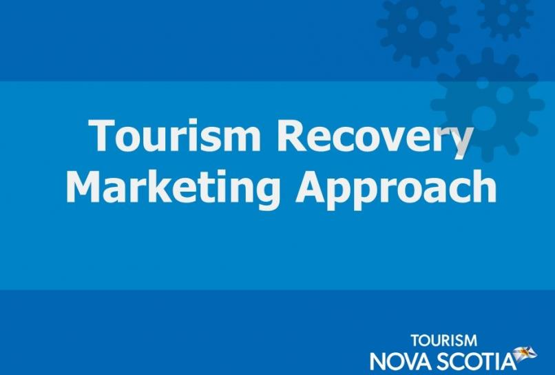 Tourism Recovery Marketing Approach